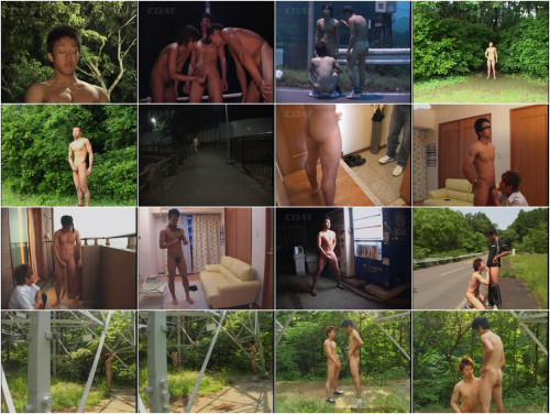Naked Part 3 The Streaking Digest (2008)