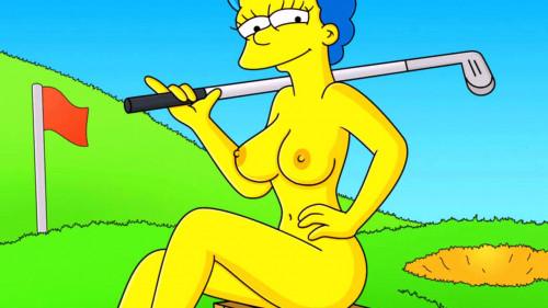 The Simpsons XXX Cartoons