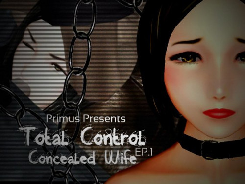 Total Control Concealed Wife 3D HD 3D Porno