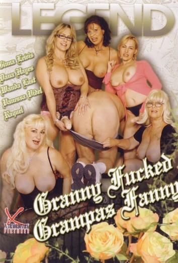 Granny Fucked Grandpa's Fanny (2008) MILF Sex