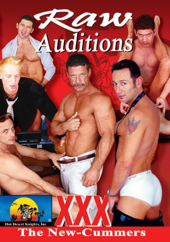 Raw Auditions (Hot Desert Knights) Gay Movies
