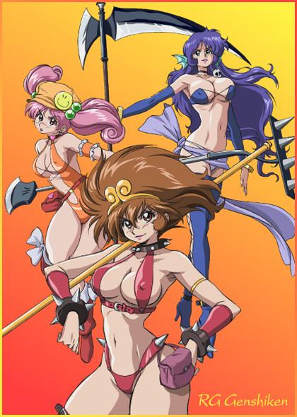 Iyashite Agerun Saiyuuki The Karma Saiyuki Best Release in 2013 Anime and Hentai