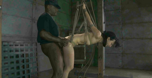 Bondage Therapy Part 2-intense corporal punishment