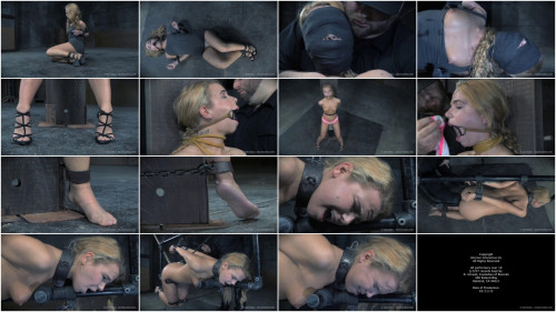Babyfaced Alina BDSM