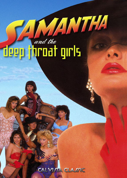 Samantha And The Deep Throat Girls Vintage Porn