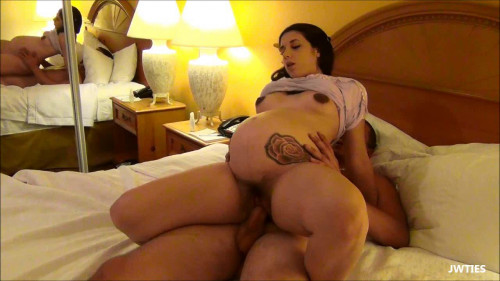Logan Lace Pregnant Sex
