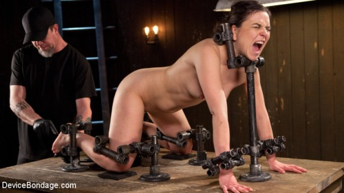 More Than She Can Handle BDSM