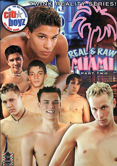 Real And Raw Miami Vol. 2 - Donavin Fitch, Dober Woods Gay Movies