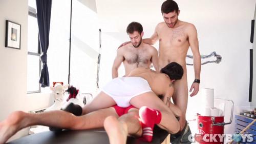 Bravo Delta, Chris Harder, Dillon Rossi, Levi Karter Gay Clips