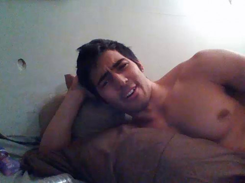 Muscle God from Chaturbate Gay Solo
