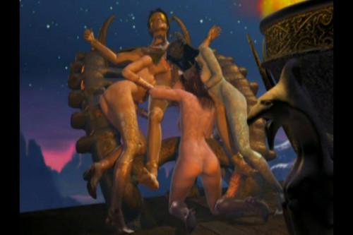 PornoMation 3 3D Porno