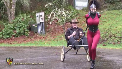 Houseofgord - Prototype Racing Pony Cart HD 2015 BDSM
