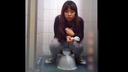 South Korea toilet 2 Hidden Cam Sex