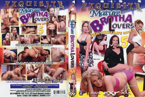 Mature Brotha Lovers vol 5