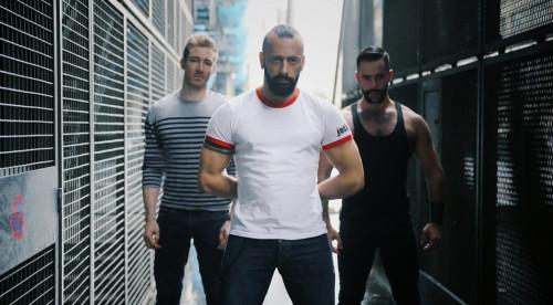 The Trio Alberto, Teddy and Valentin Gay Extreme