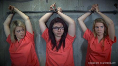 Harley Ace, Winnie Rider and Ashley Lane – BDSM, Humiliation, Torture