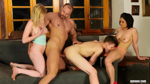 DOWNLOAD from FILESMONSTER: orgies BiMaxx Nice To Make Your Bisexual Acquaintance