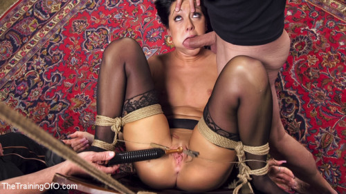 All Natural 19 Year Old Submissive Training BDSM