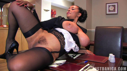 Just Danica Collins – I'm Your Waitress For Today