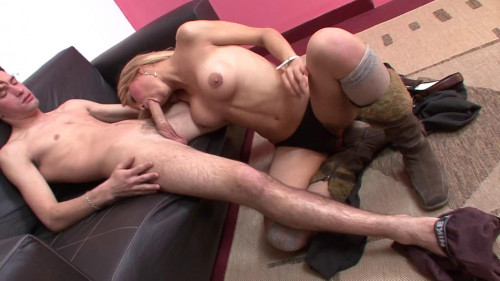 DOWNLOAD from FILESMONSTER: transsexual Tranny's sex frenzy