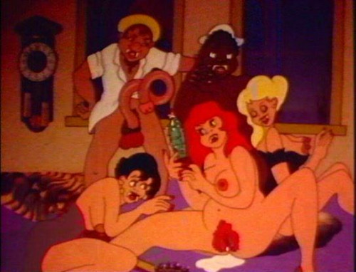 Sex Trick Cartoons