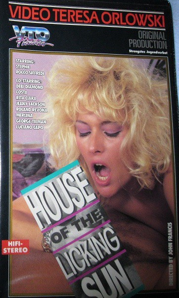 DOWNLOAD from FILESMONSTER: retro House Of The Licking Sun