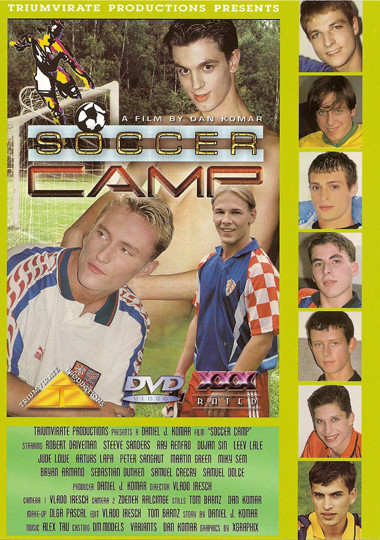 Soccer Camp - Robert Driveman, Steeve Sanders, Ray Renfro Gay Movies