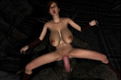 Bagigrum 3D Porn
