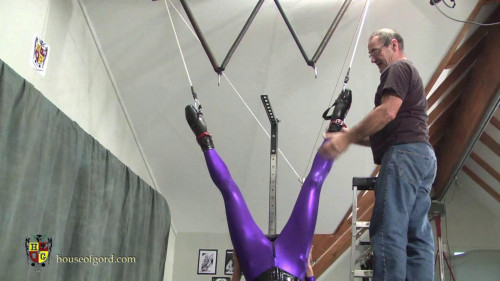Houseofgord - Quinn - Inverted Fucking Machine Prototype HD 2015 BDSM