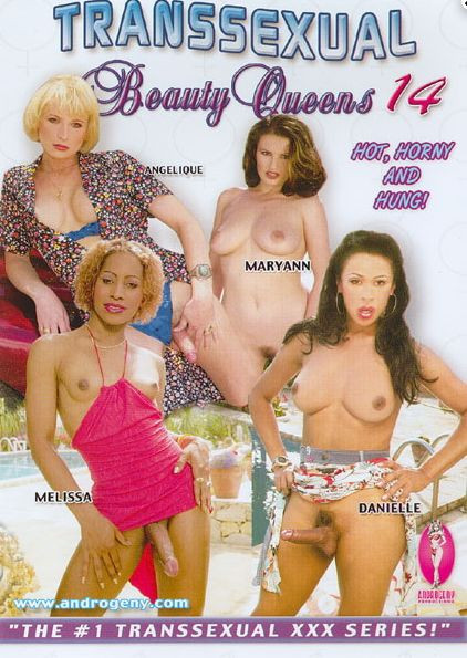 Transsexual Beauty Queens Vol. 14