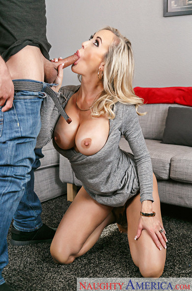 Brandi Love , Damon Dice – Hot Mom FullHD 1080p