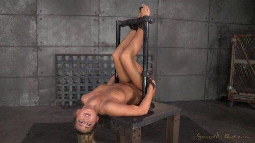 DOWNLOAD from FILESMONSTER:  BDSM Extreme Torture  Wholesome blonde Carter Cruise restrained in device bondage brutally trained (2014)