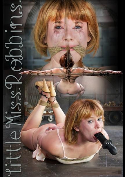 Little Miss Robbins - Claire Robbins, Jack Hammer BDSM