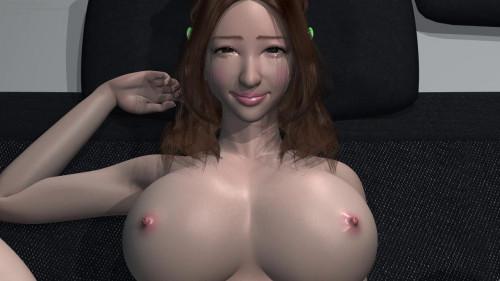 Haruka 3D Porno