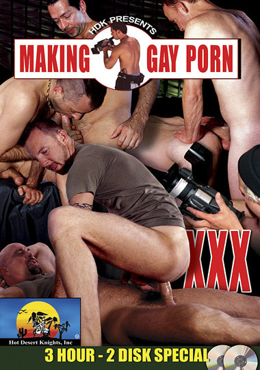 Making Gay Porn Gay Movie