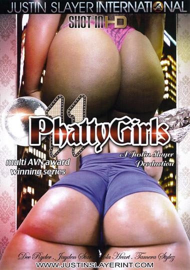 Phatty Girls 11 Ebony