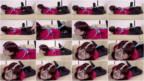Restricted Senses – Couch Hogtie Too Much to Handle