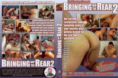 Bringing Up The Rear vol.2 Gay Full-length films