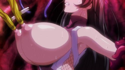 Taimanin Asagi 2 Anime and Hentai