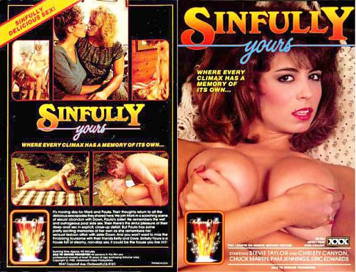 Sinfully Yours Vintage Porn