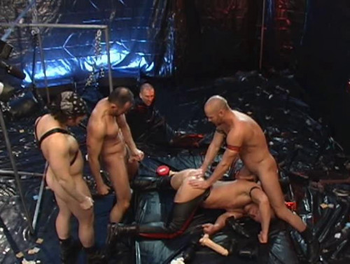 Fist Masters In Orgy Gay Extreme