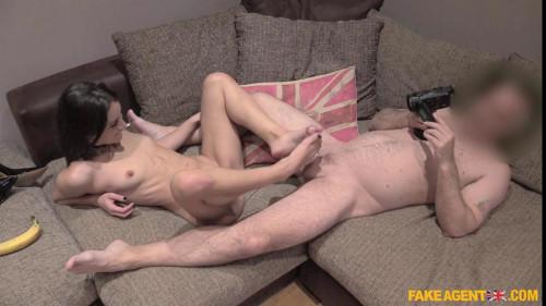Valentina Bianco (Hard anal fucking for cute Italian Hidden Cam Sex
