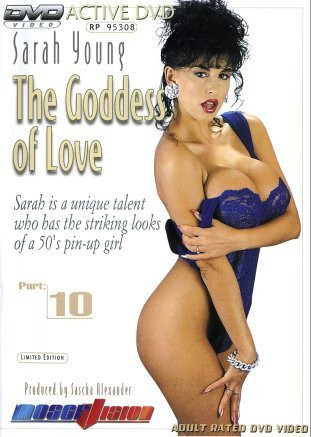 Sarah Young The Goddess of Love 10 Full-length Porn Movies