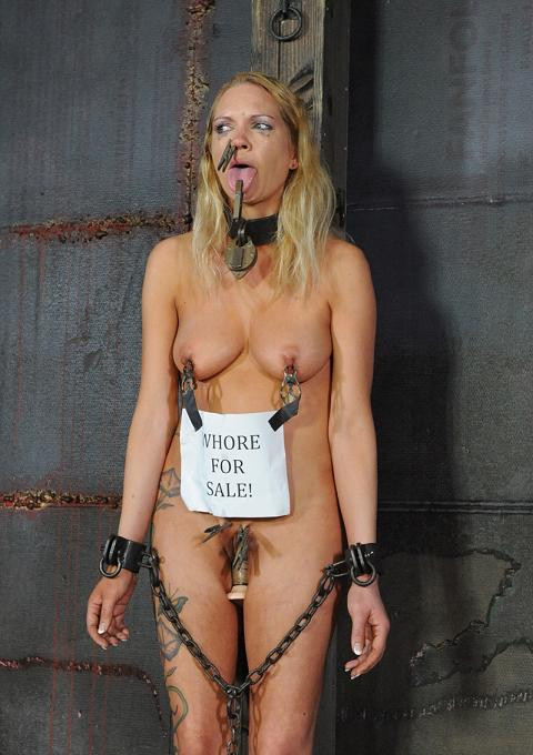 DOWNLOAD from FILESMONSTER:  BDSM Extreme Torture  Auction of pain