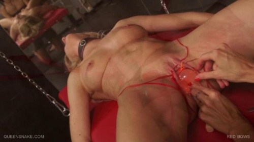 Red Bows BDSM