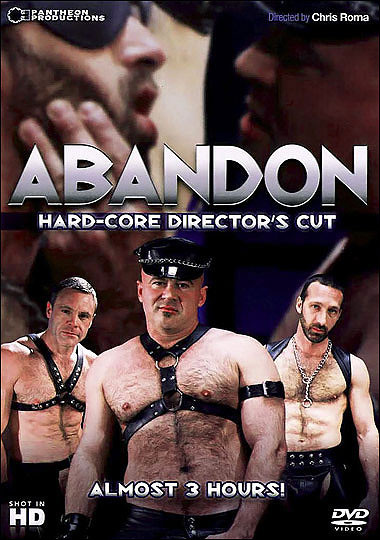 Pantheon Productions - Abandon: Real Men Volume 19 Gay Extreme