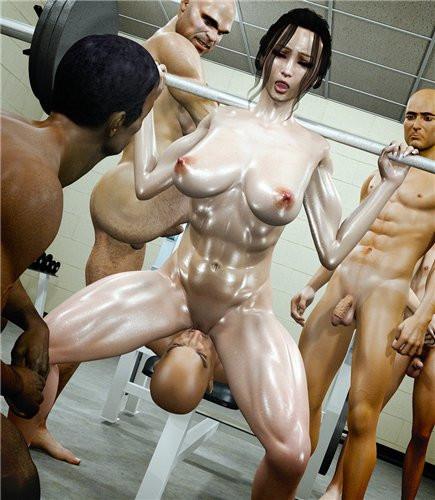 Naked Gym Comics