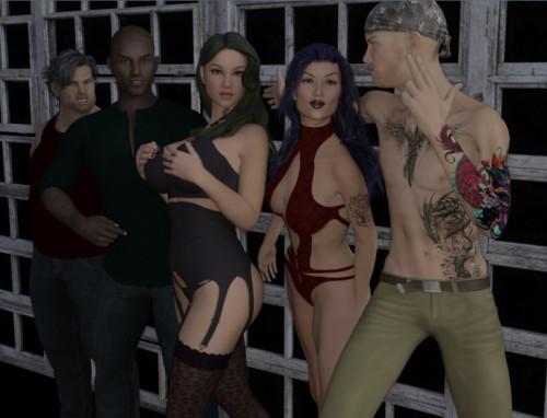 Kristi's Revenge Porn games