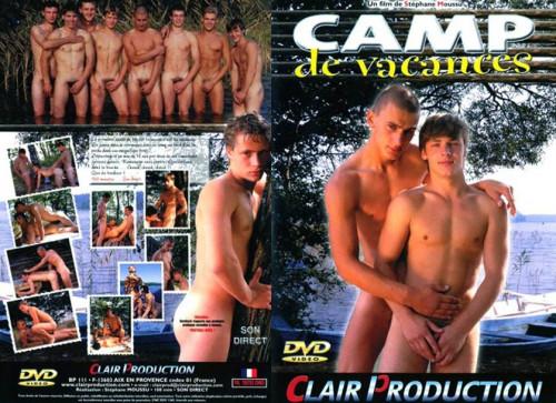 Camp De Vacances Gay Movie