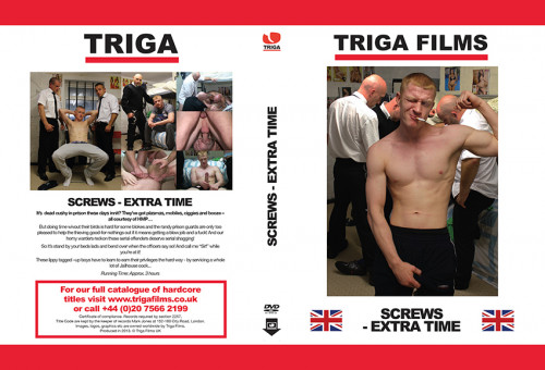 Triga Films – Screws: Extra Time (2013) Gay Movie
